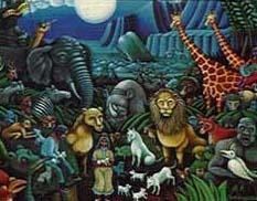 World animal day graphics