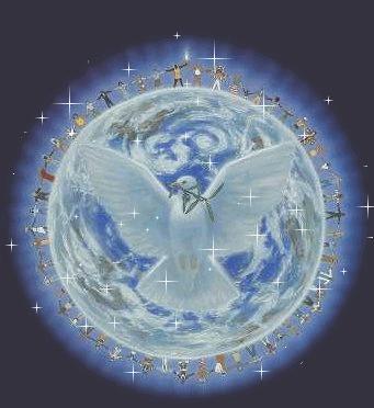 World globe graphics