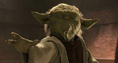 Yoda Graphic Animated Gif Graphics Yoda 074383