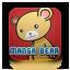 Bears icon graphics