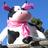 Cow icon graphics