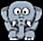 Elephant icon graphics