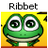 Frogs icon graphics