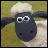 Sheep icon graphics
