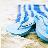 Flip flops icon graphics