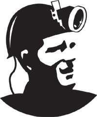 Miners job graphics