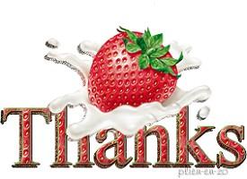 Strawberry mini graphics