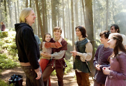 Chronicles of narnia movies and series