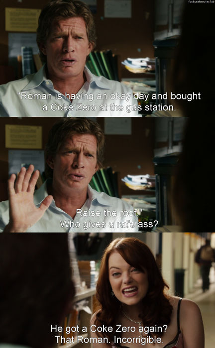 Easy a movies and series
