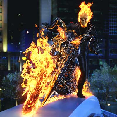 Ghost rider movies and series