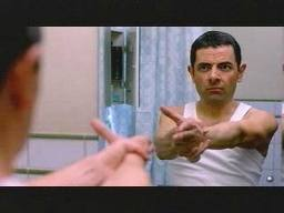 Johnny english movies and series