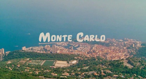 Monte carlo movies and series