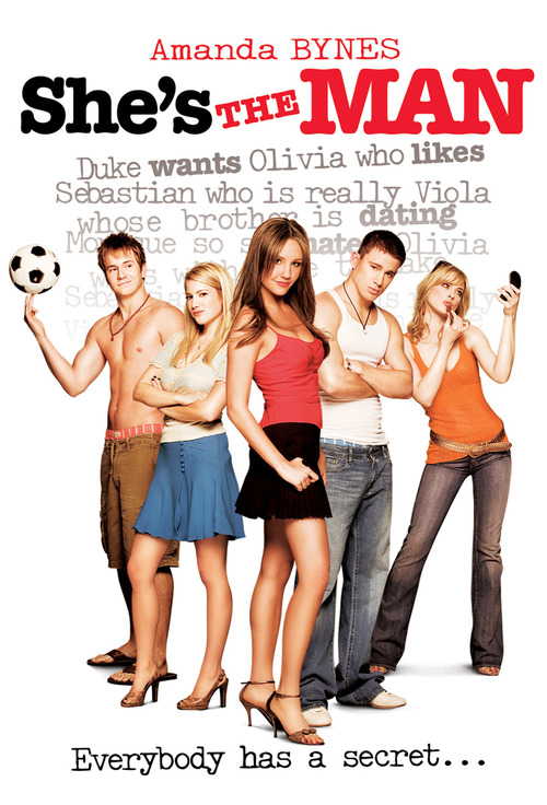Shes the man movies and series