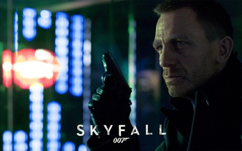 Skyfall movies and series