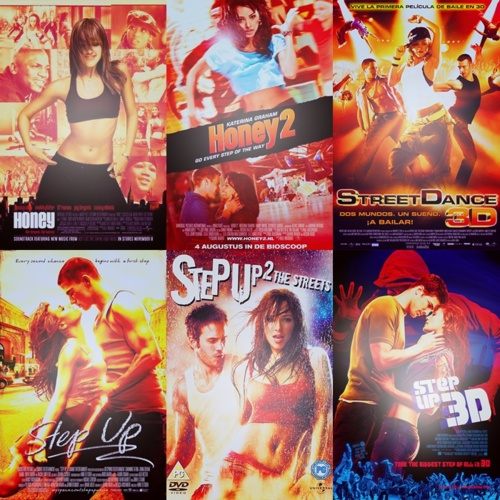 Movies Movies and series Step up