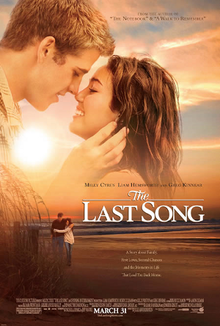 The last song movies and series