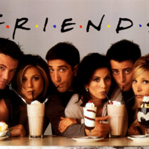 Friends movies and series