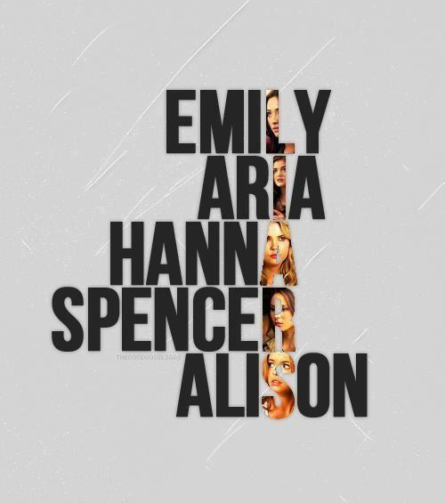 Movies and series Series Pretty little liars