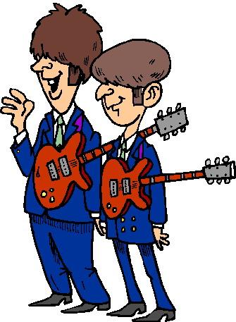 Guitarist music graphics