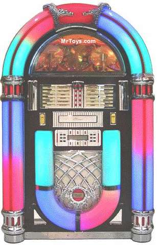 Jukebox Music graphics