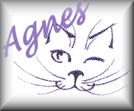 Name graphics Agnes