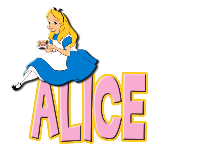 Name Graphics Alice 853442