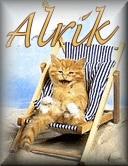 Name graphics Alrik