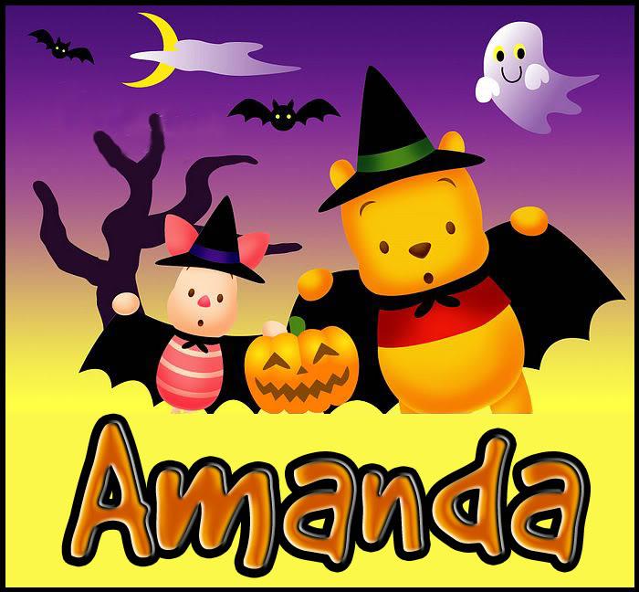 Amanda name graphics