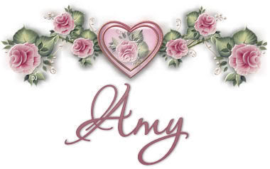 Amy name graphics