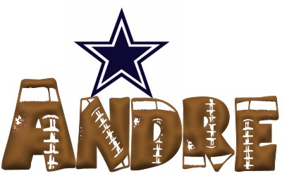 Andre name graphics