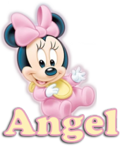 Angel Name graphics