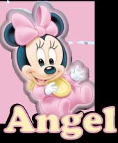 Angel name graphics