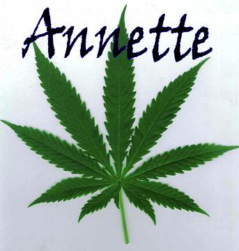 Annette name graphics