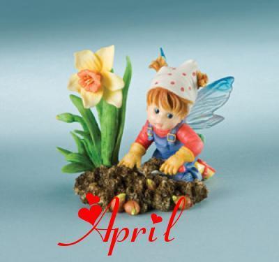 April name graphics