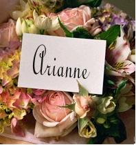 Name graphics Arianne