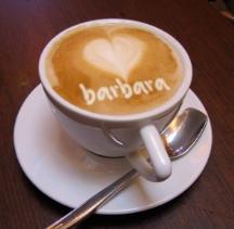 Barbara name graphics