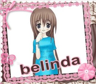 Belinda name graphics