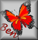 Ben name graphics