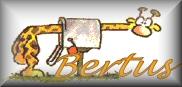 Bertus name graphics