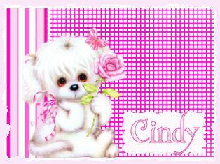 Cindy name graphics