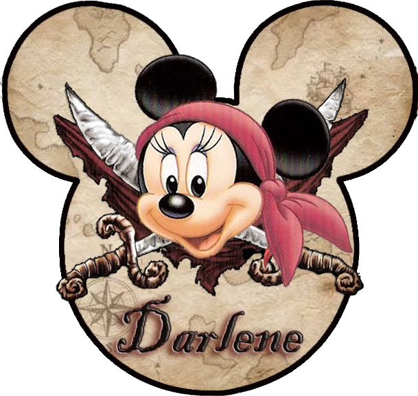 Name graphics Darlene