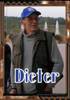 Name graphics Dieter