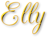 Name graphics Elly