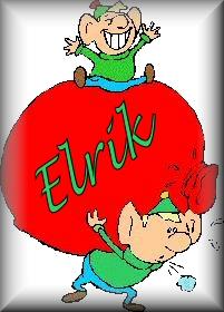 Elrik name graphics