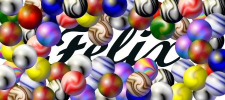 Felix Name graphics