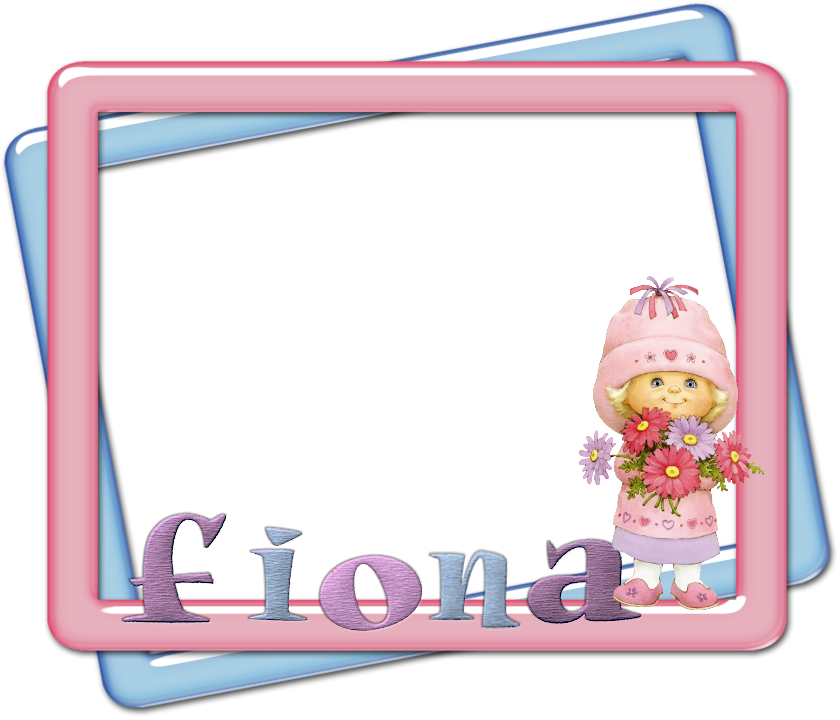 Fiona name graphics