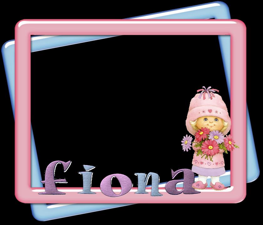 Fiona name graphics