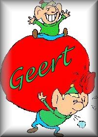 Geert name graphics