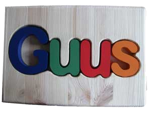 Guus name graphics