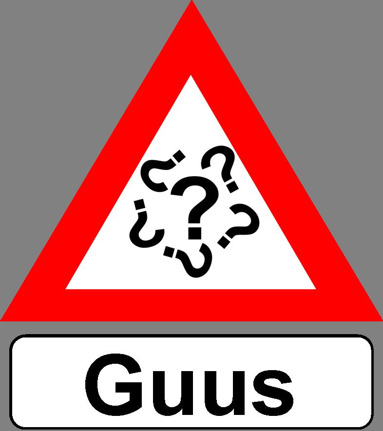 Name graphics Guus